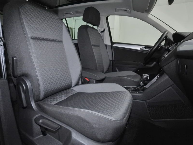 Volkswagen Tiguan 1.4 TSI 150 cv DSG Noir occasion à Beaupuy - photo n°3