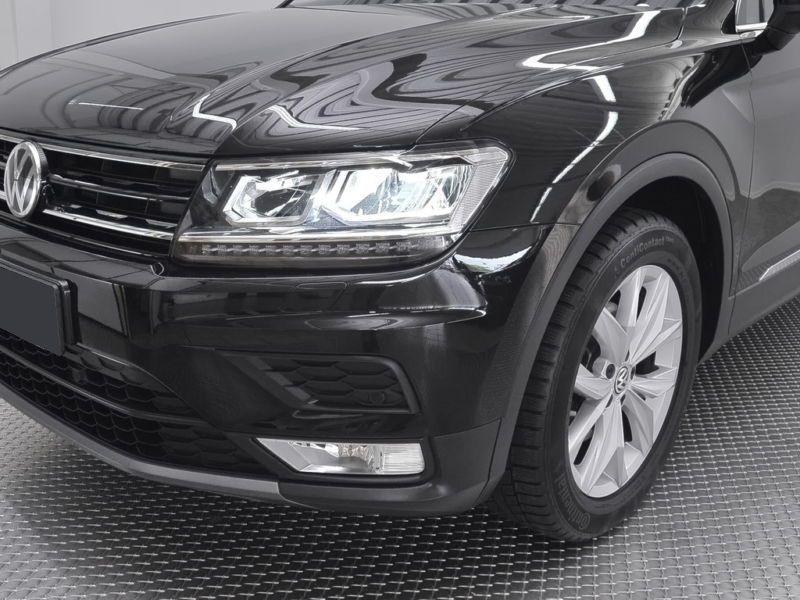 Volkswagen Tiguan 1.4 TSI 150 cv DSG Noir occasion à Beaupuy - photo n°7