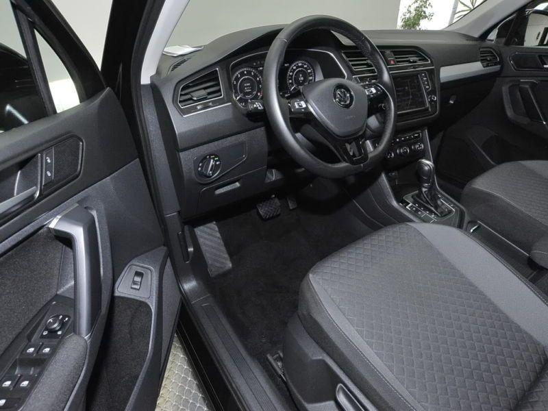 Volkswagen Tiguan 1.4 TSI 150 cv DSG Noir occasion à Beaupuy - photo n°5