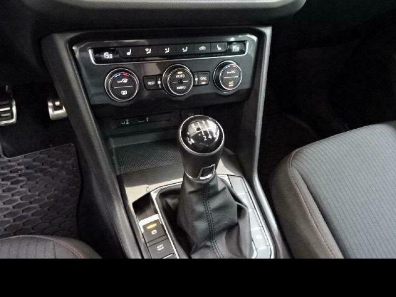 Volkswagen Tiguan 1.4 TSI 150 cv Rouge occasion à Beaupuy - photo n°7