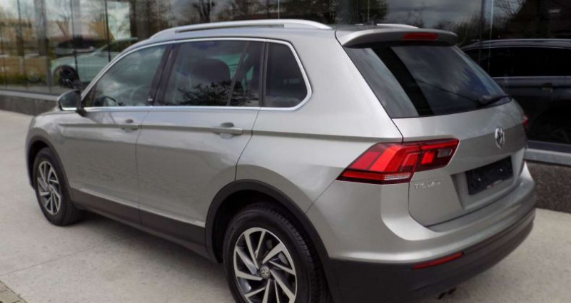 Volkswagen Tiguan 1.4 TSI ACT COMFORTLINE BMT DSG - GPS - PDC Gris occasion à Hooglede - photo n°3