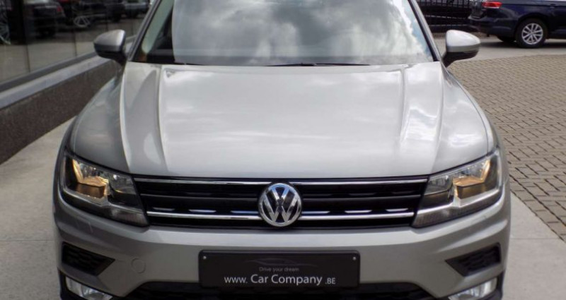 Volkswagen Tiguan 1.4 TSI ACT COMFORTLINE BMT DSG - GPS - PDC Gris occasion à Hooglede - photo n°2