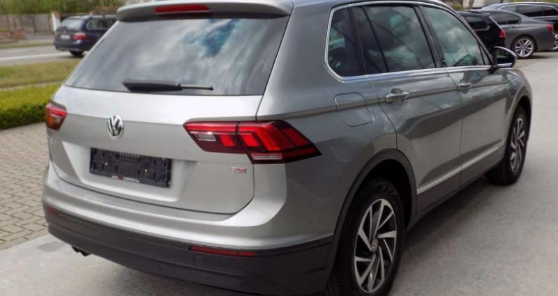 Volkswagen Tiguan 1.4 TSI ACT COMFORTLINE BMT DSG - GPS - PDC Gris occasion à Hooglede - photo n°4