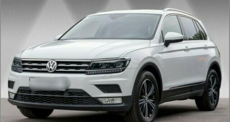 Volkswagen Tiguan 1,4 TSI BMT DSG Blanc occasion à Boulogne-Billancourt