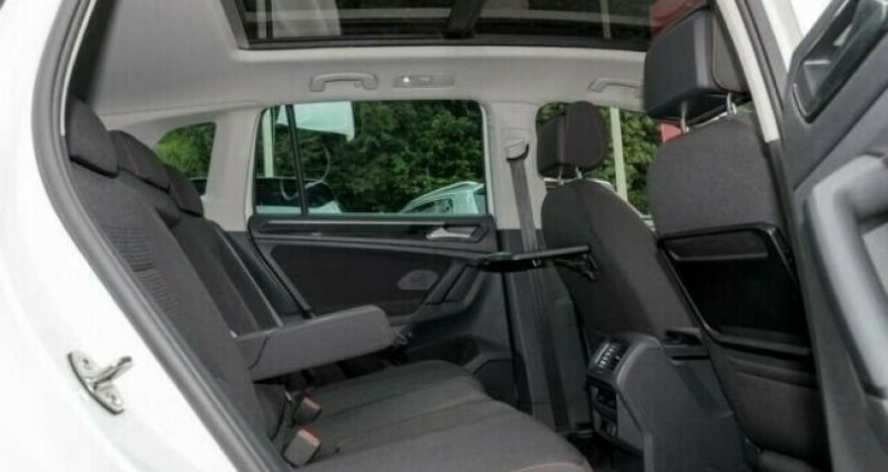 Volkswagen Tiguan 1,4 TSI BMT DSG Blanc occasion à Boulogne-Billancourt - photo n°7