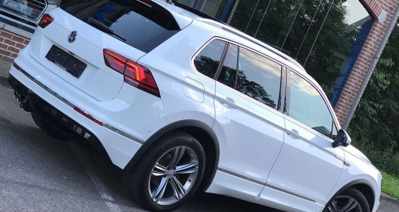 Volkswagen Tiguan 1.4 TSI DSG-7 R-LINE ÉDITION FULL OPTIONS Blanc occasion à MAZY - photo n°2