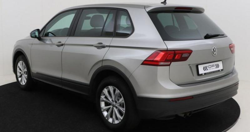 Volkswagen Tiguan 1.4 TSI Trendline - AIRCO BLUETOOTH LANE ASSIST Gris occasion à Brugge - photo n°4