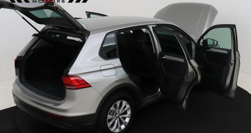 Volkswagen Tiguan 1.4 TSI Trendline - AIRCO BLUETOOTH LANE ASSIST Gris occasion à Brugge - photo n°5