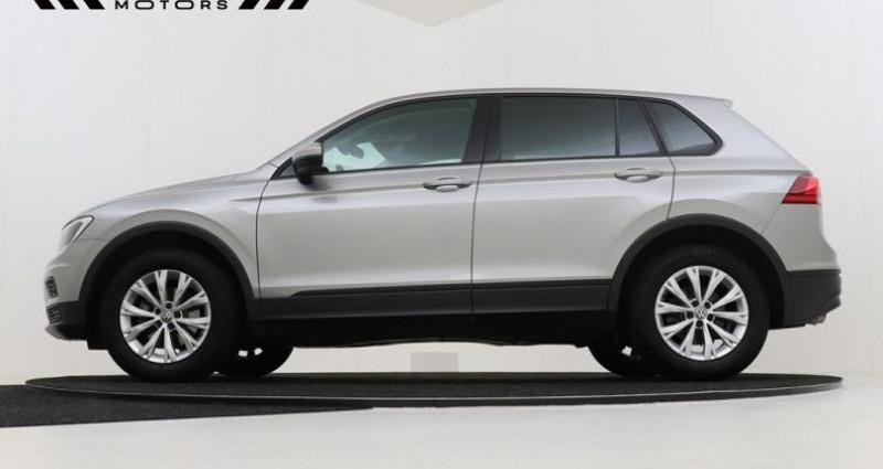 Volkswagen Tiguan 1.4 TSI Trendline - AIRCO BLUETOOTH LANE ASSIST Gris occasion à Brugge - photo n°2