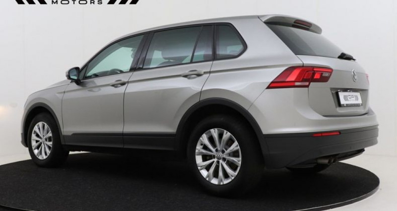 Volkswagen Tiguan 1.4 TSI Trendline - AIRCO BLUETOOTH LANE ASSIST Gris occasion à Brugge - photo n°6