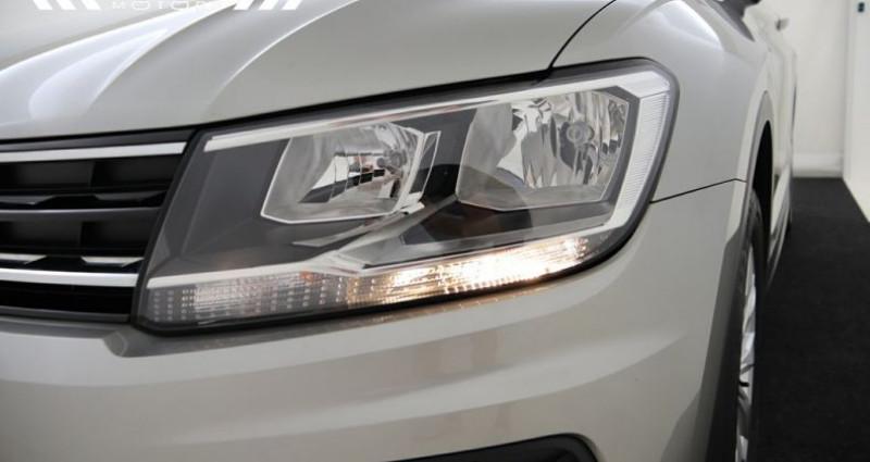 Volkswagen Tiguan 1.4 TSI Trendline - AIRCO BLUETOOTH LANE ASSIST Gris occasion à Brugge - photo n°7
