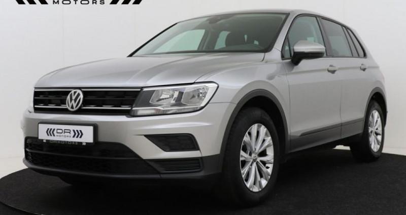 Volkswagen Tiguan 1.4 TSI Trendline - AIRCO BLUETOOTH LANE ASSIST Gris occasion à Brugge
