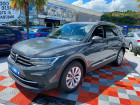 Volkswagen Tiguan 1.5 TSI 150 DSG7 LIFE Full LED Attelage ACC GPS 8'' Gris à Lescure-d'Albigeois 81