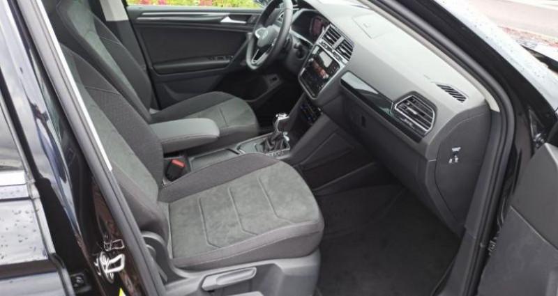 Volkswagen Tiguan 1.5 TSI 150ch Elegance DSG7 Noir occasion à La Rochelle - photo n°7