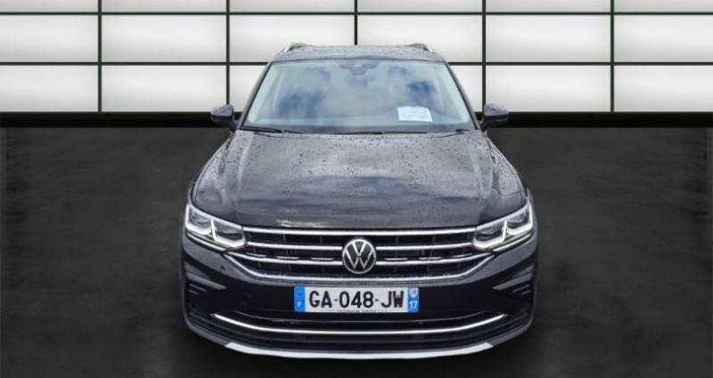 Volkswagen Tiguan 1.5 TSI 150ch Elegance DSG7 Noir occasion à La Rochelle - photo n°2