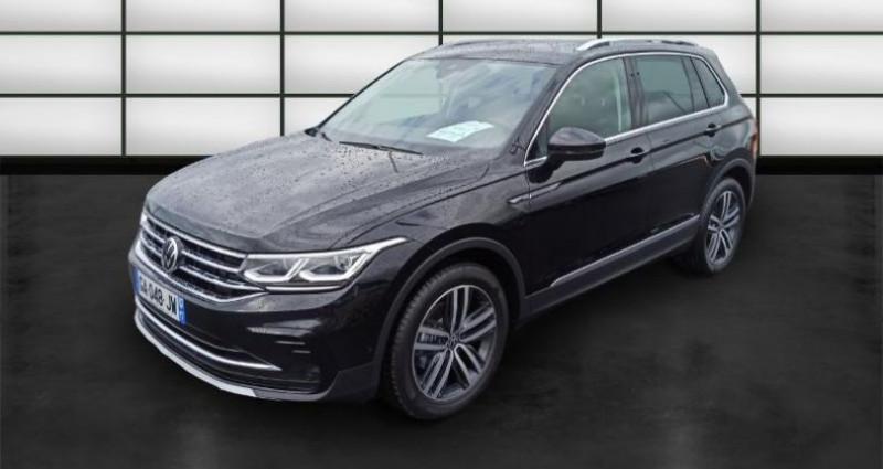 Volkswagen Tiguan 1.5 TSI 150ch Elegance DSG7 Noir occasion à La Rochelle