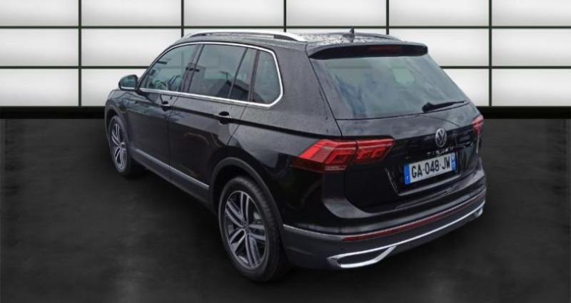 Volkswagen Tiguan 1.5 TSI 150ch Elegance DSG7 Noir occasion à La Rochelle - photo n°5
