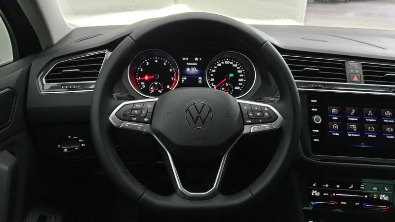 Volkswagen Tiguan 1.5 tsi 150cv dsg7 life + navi + camera de recul + park assi Gris occasion à Ganges - photo n°16