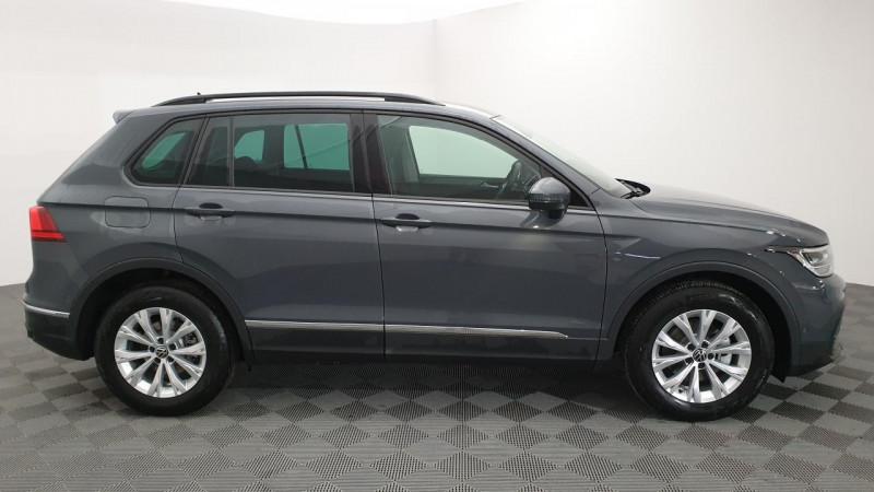 Volkswagen Tiguan 1.5 tsi 150cv dsg7 life + navi + camera de recul + park assi Gris occasion à Ganges - photo n°3