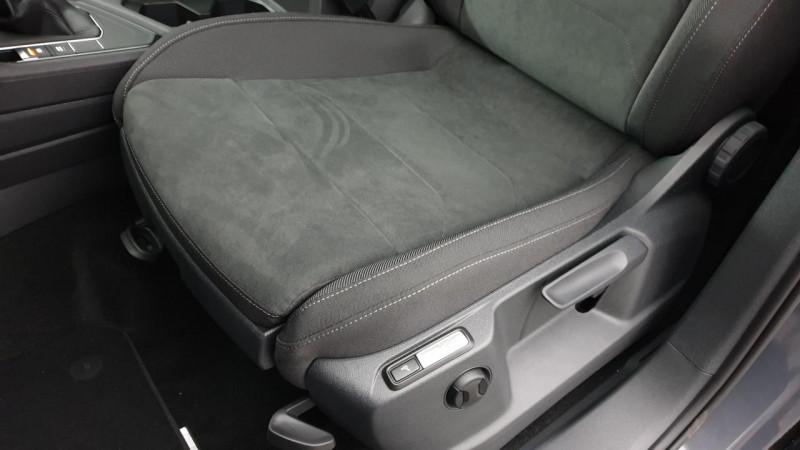 Volkswagen Tiguan 1.5 tsi 150cv dsg7 life + navi + camera de recul + park assi Gris occasion à Riorges - photo n°12