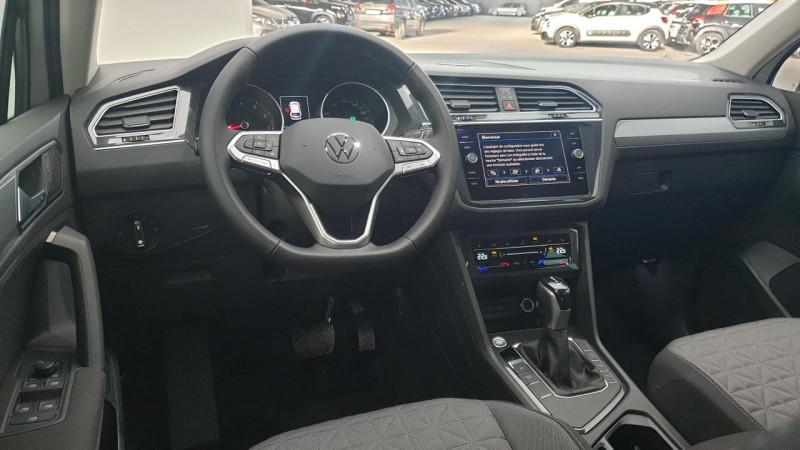 Volkswagen Tiguan 1.5 tsi 150cv evo dsg7 life + camera de recul + pack keyless Blanc occasion à Ganges - photo n°11