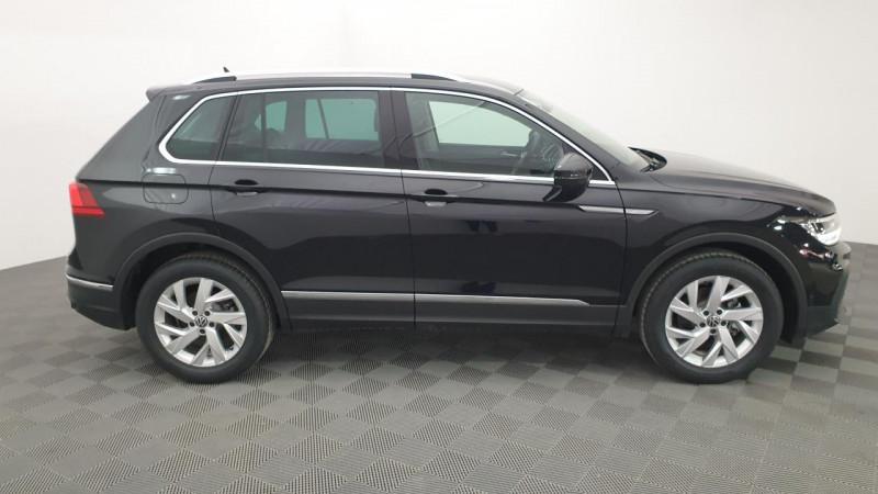 Volkswagen Tiguan 1.5 tsi 150cv evo dsg7 life + camera de recul + pack keyless Noir occasion à Ganges - photo n°3