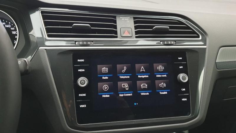 Volkswagen Tiguan 1.5 tsi 150cv evo dsg7 life + camera de recul + pack keyless Blanc occasion à Ganges - photo n°17