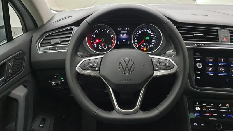 Volkswagen Tiguan 1.5 tsi 150cv evo dsg7 life + camera de recul + pack keyless Blanc occasion à Ganges - photo n°16