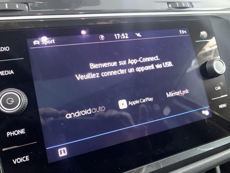 Volkswagen Tiguan 150 DSG 7 IQ.DRIVE  4X4   TOIT   ATTELAGE  occasion à Verfeil - photo n°14