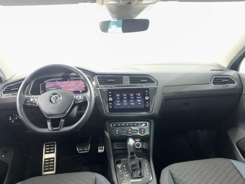 Volkswagen Tiguan 150 DSG 7 IQ.DRIVE  4X4   TOIT   ATTELAGE  occasion à Verfeil - photo n°2