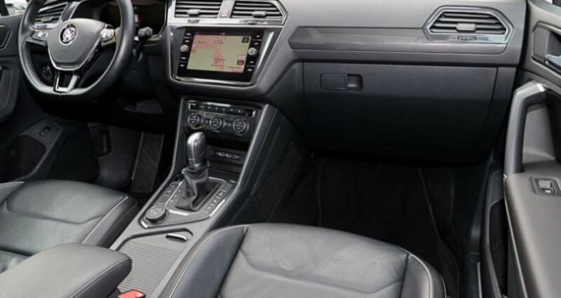 Volkswagen Tiguan 2.0 BI-TDI 240ch 4Motion DSG7 Blanc occasion à Boulogne-Billancourt - photo n°3