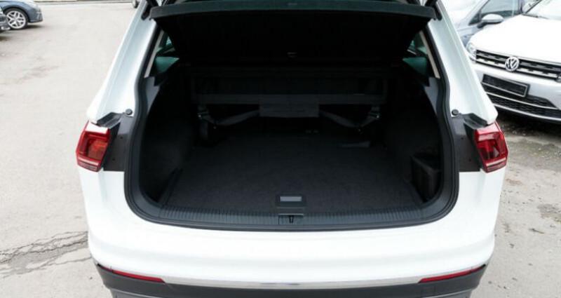 Volkswagen Tiguan 2.0 BI-TDI 240ch 4Motion DSG7 Blanc occasion à Boulogne-Billancourt - photo n°7