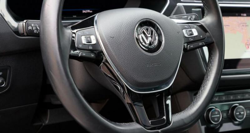 Volkswagen Tiguan 2.0 BI-TDI 240ch 4Motion DSG7 Blanc occasion à Boulogne-Billancourt - photo n°5