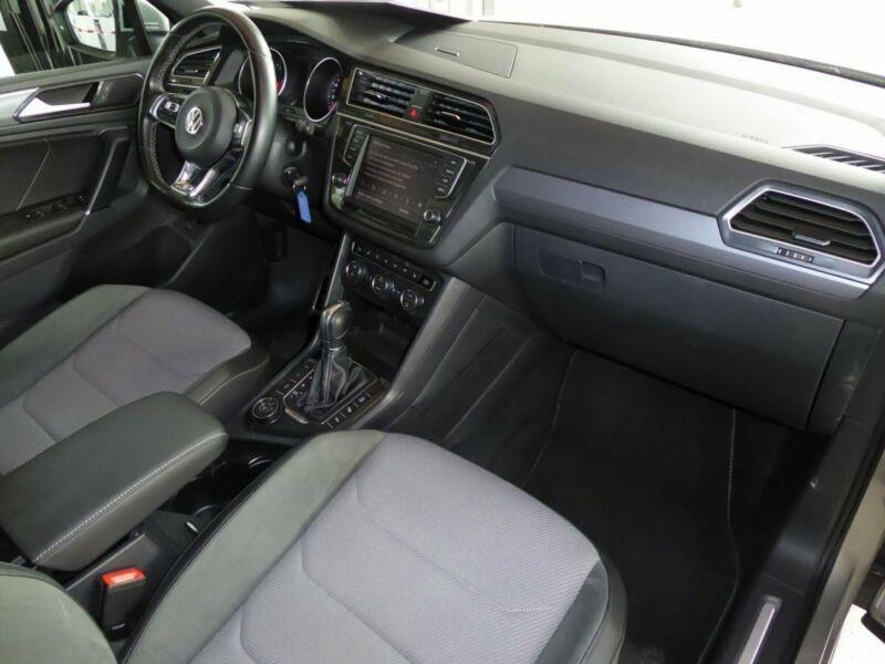 Volkswagen Tiguan 2.0 BI-TDI 240CH CARAT EXCLUSIVE 4MOTION DSG7 Gris occasion à Villenave-d'Ornon - photo n°6