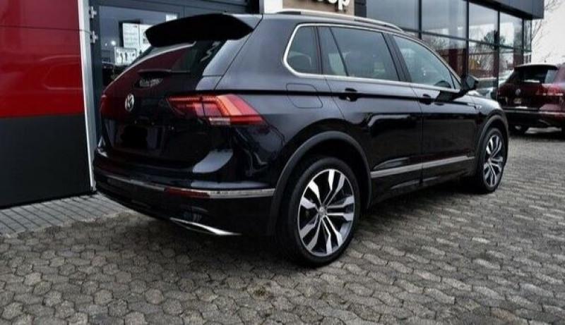 Volkswagen Tiguan 2.0 BI-TDI 240CH CARAT EXCLUSIVE 4MOTION DSG7 Noir occasion à Villenave-d'Ornon - photo n°6