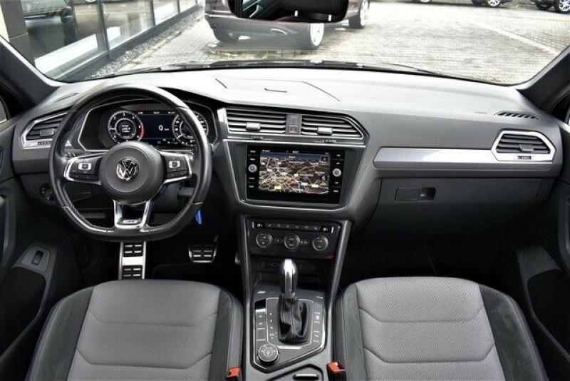 Volkswagen Tiguan 2.0 BI-TDI 240CH CARAT EXCLUSIVE 4MOTION DSG7 Noir occasion à Villenave-d'Ornon - photo n°7