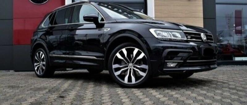 Volkswagen Tiguan 2.0 BI-TDI 240CH CARAT EXCLUSIVE 4MOTION DSG7 Noir occasion à Villenave-d'Ornon - photo n°2