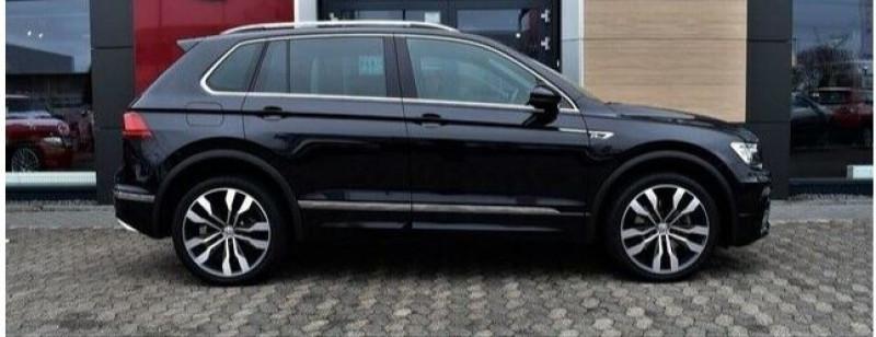 Volkswagen Tiguan 2.0 BI-TDI 240CH CARAT EXCLUSIVE 4MOTION DSG7 Noir occasion à Villenave-d'Ornon - photo n°3