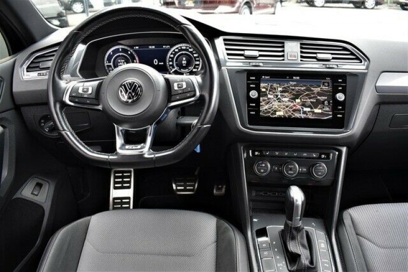 Volkswagen Tiguan 2.0 BI-TDI 240CH CARAT EXCLUSIVE 4MOTION DSG7 Noir occasion à Villenave-d'Ornon - photo n°8