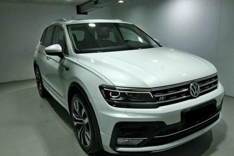 Volkswagen Tiguan 2.0 BI-TDI 240CH CARAT EXCLUSIVE 4MOTION DSG7 Blanc occasion à Villenave-d'Ornon