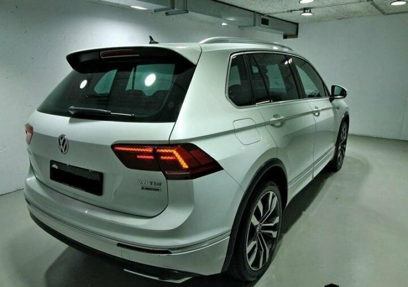 Volkswagen Tiguan 2.0 BI-TDI 240CH CARAT EXCLUSIVE 4MOTION DSG7 Blanc occasion à Villenave-d'Ornon - photo n°2