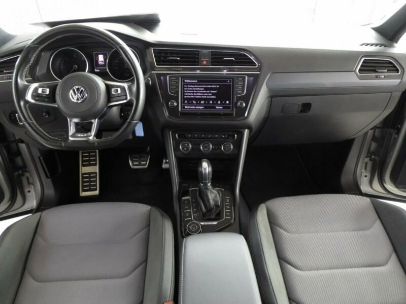 Volkswagen Tiguan 2.0 BI-TDI 240CH CARAT EXCLUSIVE 4MOTION DSG7 Gris occasion à Villenave-d'Ornon - photo n°9