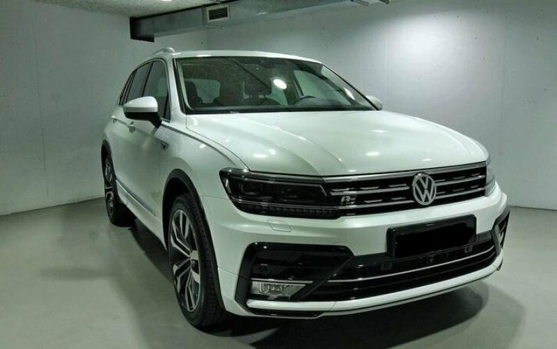 Volkswagen Tiguan 2.0 BI-TDI 240CH CARAT EXCLUSIVE 4MOTION DSG7 Blanc occasion à Villenave-d'Ornon - photo n°3