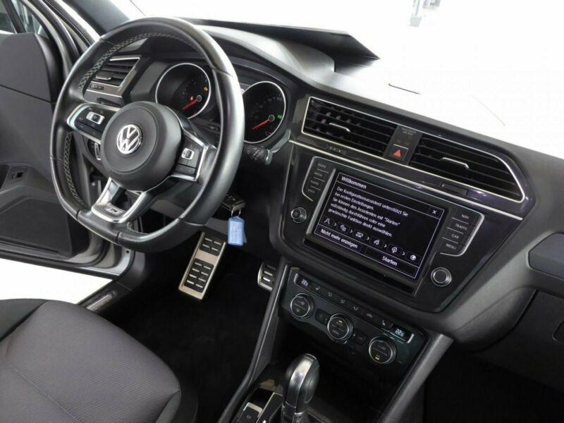 Volkswagen Tiguan 2.0 BI-TDI 240CH CARAT EXCLUSIVE 4MOTION DSG7 Gris occasion à Villenave-d'Ornon - photo n°7