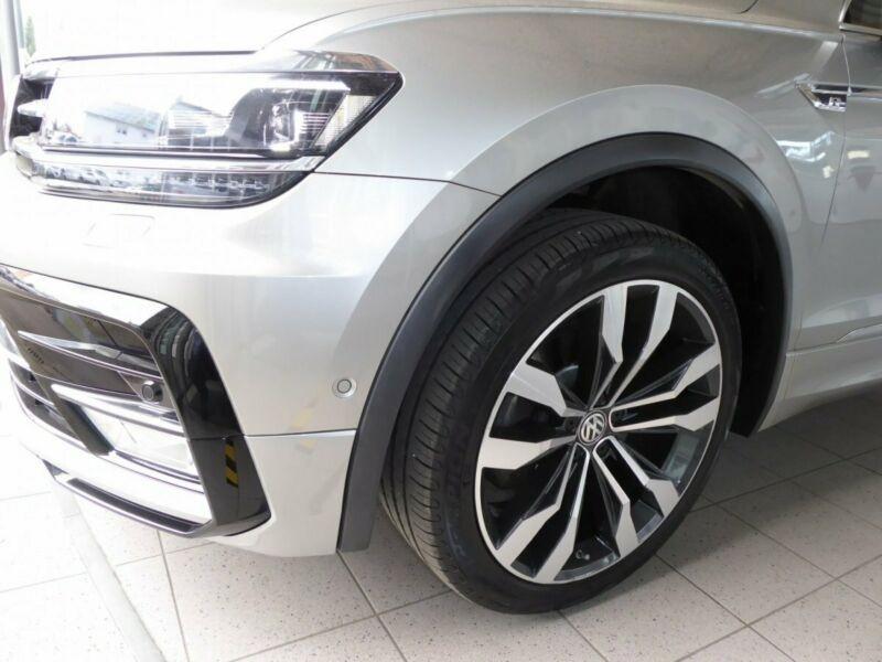 Volkswagen Tiguan 2.0 BI-TDI 240CH CARAT EXCLUSIVE 4MOTION DSG7 Gris occasion à Villenave-d'Ornon - photo n°5