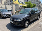 Volkswagen Tiguan 2.0 TDI 110CH BLUEMOTION TECHNOLOGY FAP Noir à Pantin 93