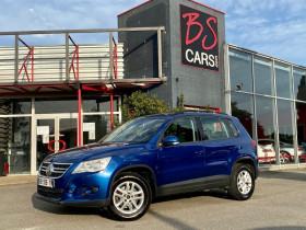 Volkswagen Tiguan Bleu, garage BS CARS.COM à Castelmaurou