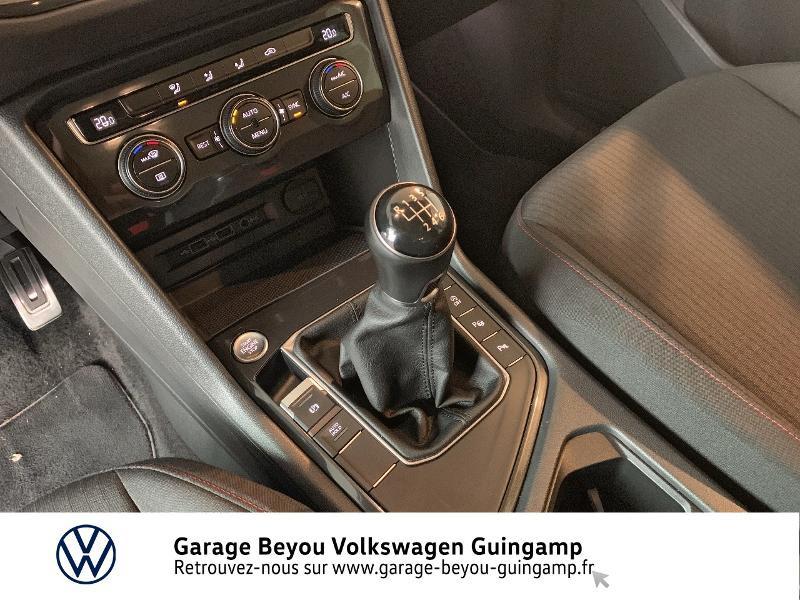 Volkswagen Tiguan 2.0 TDI 115ch Sound Blanc occasion à Saint Agathon - photo n°10