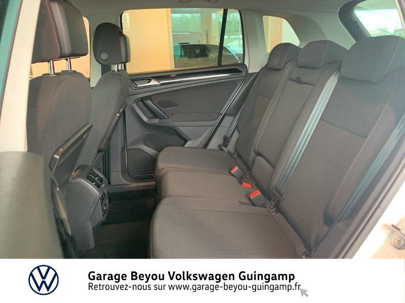Volkswagen Tiguan 2.0 TDI 115ch Sound Blanc occasion à Saint Agathon - photo n°11