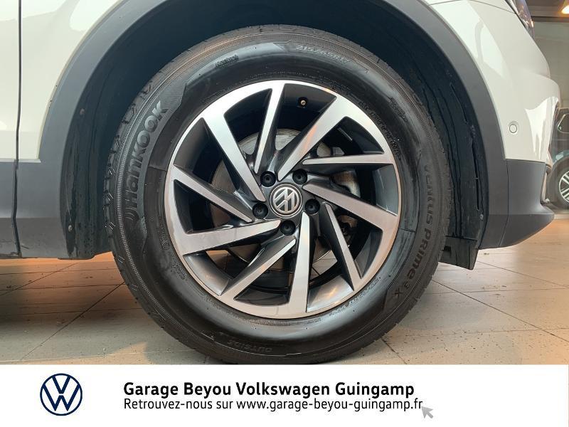 Volkswagen Tiguan 2.0 TDI 115ch Sound Blanc occasion à Saint Agathon - photo n°13